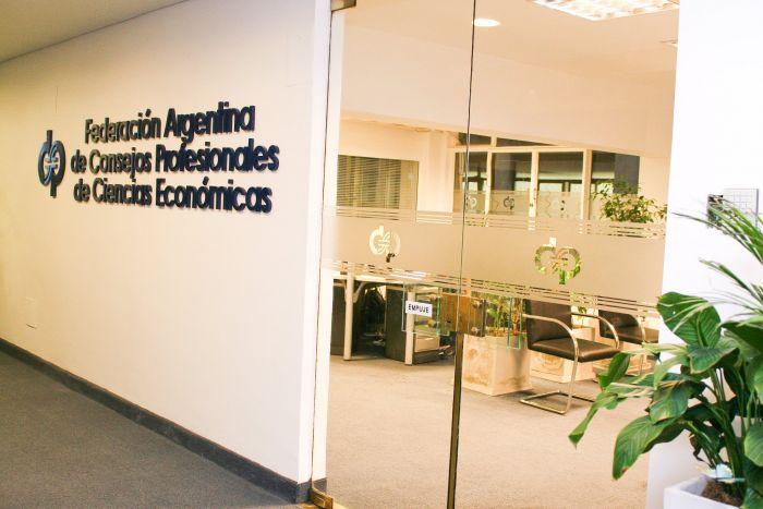 FACPCE solicita a AFIP reprogramación de vencimientos