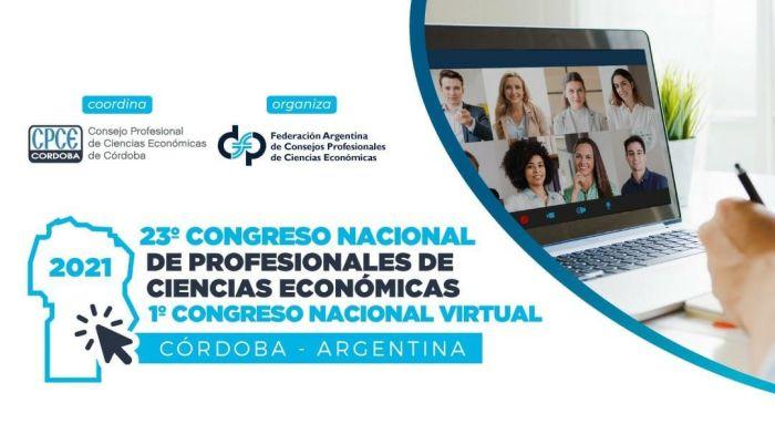 Cronograma del 23º Congreso Nacional de Profesionales de Ciencias Económicas