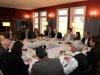 Chascomús reunió a la Mesa Directiva de la Caja
