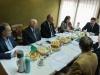 Autoridades de la Caja: Reunión semanal