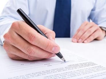 Autenticación de firma: nuevo requisito para ciertos informes sobre EECC