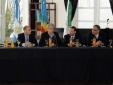 5° reunión de la Comisión del Ámbito Municipal en Chascomús