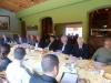 La Mesa Directiva del Consejo en San Isidro
