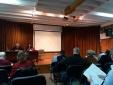 Reunión con representantes a Asambleas del Consejo y la Caja