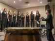 Presentación del coro