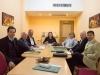 Autoridades de la Caja se reunieron en el interior