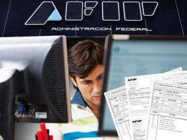 Prórroga de AFIP para presentar el Formulario 572 web
