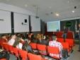 Visita de alumnos de la Facultad de Ciencias Económicas