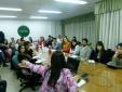 Reunión de la Comisión de Jóvenes Graduados