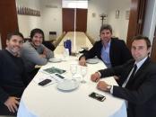 Reunión de la Comisión de Deportes