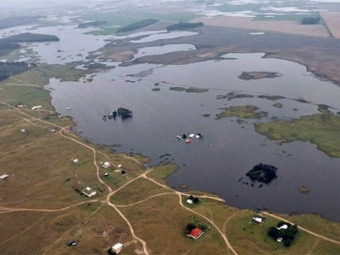 Prórroga en la Provincia para los afectados por inundaciones e incendios