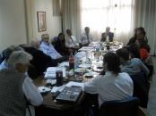 Reunión de la Comisión de Estudios Impositivos
